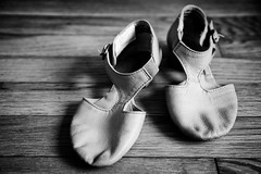 Old Ballet Shoes (cvillandry (Instagram & Twitter @cvillandry)) Tags: blackandwhite bw ballet dance balletshoes danceshoes