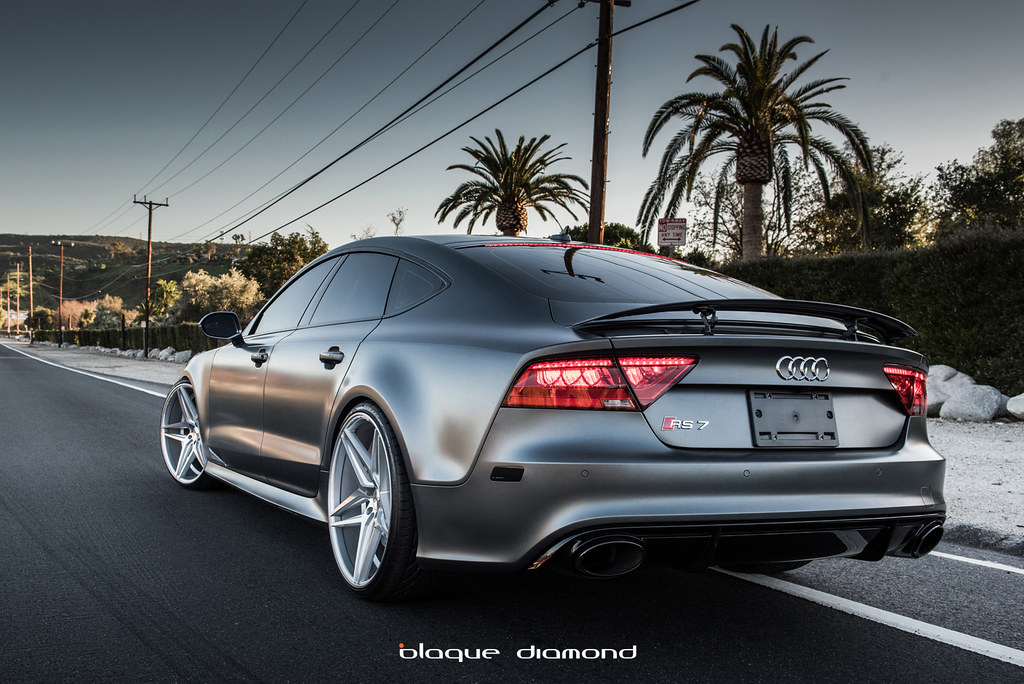 Blaque Diamond Bd 8 2015 Audi Rs7