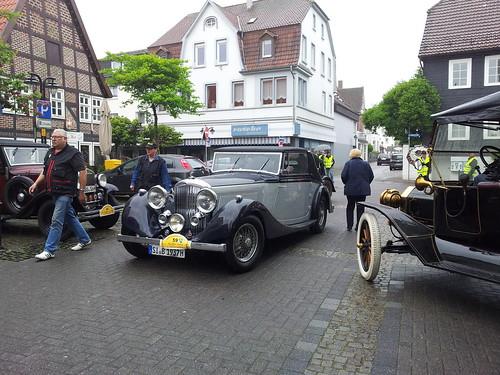 Hexen-Rally 2015 in Geseke