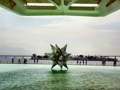 DSCF9966 - Museu do Amanh - Rio de Janeiro - Brasil (Marcia Rosa ()) Tags: brazil arquitetura brasil riodejaneiro museum architecture museu rj tomorrow santiagocalatrava amanh marciarosa