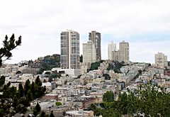 View of San Francisco from Telegraph Hill (Tina K) Tags: california usa cityscape tallbuildings