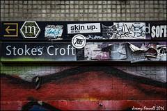 Stokes Croft scenes (zolaczakl ( 2 million views, thanks everyone)) Tags: uk england urban streetart southwest wall bristol graffiti may streetsigns cityscenes stokescroft 2016 thebearpit nikond7100 stokescroftscenes photographybyjeremyfennell sigma1835mmf18dchsmlens