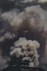 Etna_parossismo (KimiHory) Tags: smoke vulcan etna lanscape vulcano fumo eruzione parossismo parossism