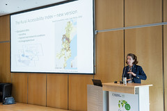 Marianne Fay presents rural accessibility