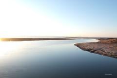 At the estuary of Baikal lake (dmitry_kotenev) Tags: landscape lake meer sky shore water coast baikal