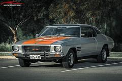 1973 Holden HQ Monaro (spotandshoot.com) Tags: australia adelaide sa southaustralia 1973 holden gts nationalgalleryofvictoria automotivephotography hqmonaro andreymoisseyev spotandshootcom