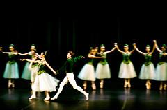 JEWELS (emeralds) (k.kdima) Tags: ballet berlin premiere jewels emeralds gabrielfaur georgebalanchine staatsballetberlin