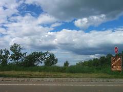 Serbia (Jelena1) Tags: road sky cloud naturaleza primavera nature field clouds spring carretera serbia natur himmel wolken route ciel cielo nubes campo balkans nuages priroda ontheroad printemps put champ frhling acker vr vg ker srbija oblak nebo moln prolece oblaci strase njiva naputu