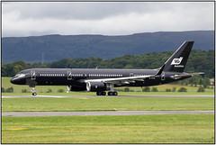 IMG_9028AFL3 (Gerry McL) Tags: boeing 757 757200 gtcsx tag aviation glasgow scotland egpf gla celtic celticfc black