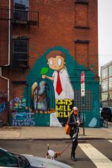 Robots Will Kill (justingreen19) Tags: brooklyngraffiti ny nyc newyork newyorkcity robotswillkill brick brooklyn city dogwalk graffiti justingreen19 manhattan mural publicart streetart urban urbanabstract walking walkingdog wall williamsburg williamsburggraffiti