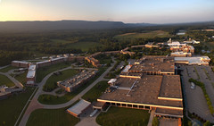 Wallkill at the End of the Day (Reggie_Lavoie) Tags: drone phantom 3 professional wallkill