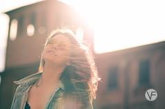 Sunshine (francesco.vendemiati) Tags: sun sunshine light afternoon portrait 85mm 85 nikon d7000 yellow red beautyful beauty love italy flares girl summer warm sunset