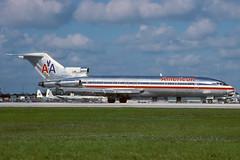 N875AA-1-KMIA-NOV1994 (Alpha Mike Aviation Photography) Tags: american airlines boeing 727 n875aa miami mia kmia