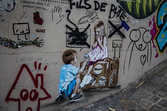 Proposal (VIProduction) Tags: adventure architecture amour proposal love knee get down boy girl streetart graffiti spray cartoon art anniversary walking world walk westside euro europe eiffel editing road ring wedding travel traveling unity united iloveparis inspire inspiring inspired illustrator artist outdoors colorful colors photography photographer paris parisfrance photo jesuisparis bonjour graphic france french flickr canon canon6d canonphotos visual vacation buildings building beautiful