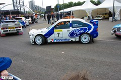 Ford Escort MK5 WRC Glasgow 2016 (seifracing) Tags: seifracing spotting scotland services emergency ecosse cars vehicles van britain brigade police rescue