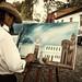 Pintor en la calle