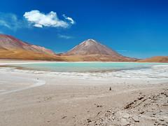Turquoise paradise lake / Türkis Paradies See