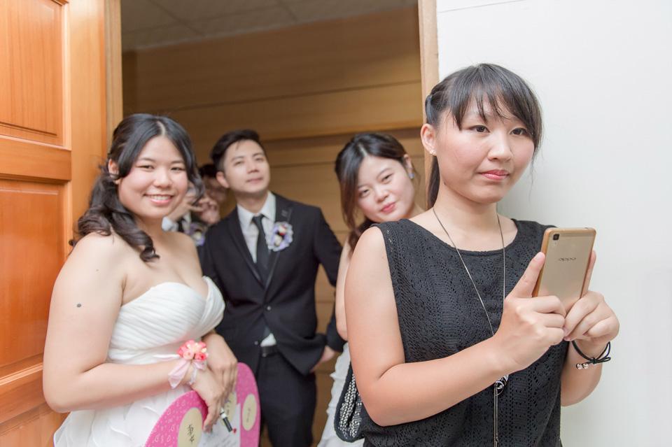 台南婚攝 情定婚宴城堡永康館 婚禮紀錄 C & V 060