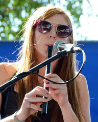 The Angry Brians: Chelsea Joy (2) (Ian E. Abbott) Tags: chelseajoy bagpipes pennywhistles theangrybrians celticrock celticmusic bakersfieldmusic bakersfieldbands bakersfield