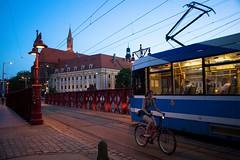 Bulwary we Wrocawiu / Boulevards in Wroclaw (PolandMFA) Tags: polska poland wrocaw wroclaw attractions atrakcje