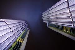 ascend (Ian Muttoo) Tags: dsc73571edit toronto ontario canada gimp ufraw nuitblanche 2016 nuitblanche2016 nbto16 street cityhall torontocityhall architecture viljorevell