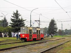 Konstal 105Na, #575, Tramwaje lskie (transport131) Tags: tram tramwaj t kzk gop bdzin konstal 105na