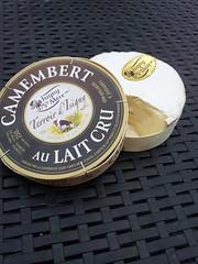 camembert au lait cru (isigny sainte mre) (mau.photo) Tags: isignysaintemre isigny calvados normandie camembert lait cru