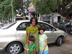 IMG_7889 (mohandep) Tags: families children kavya kalyan anjana templebangalorebasavanagudiheritage