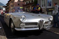 Alfa Romeo 2000 Spider (osti_andrea) Tags: coppa doro delle dolomiti cortina dampezzo aci asci storico historical race car classic historic