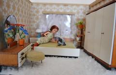 Vintage dollhouse (pe.kalina) Tags: scale miniature doll dolls furniture pamela 112 dollhouse furnitures