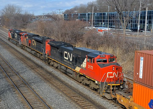 Trailing units on CN 149