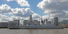HMS Defender (Hawkeye2011) Tags: uk london boats marine military ships greenwich destroyer maritime naval riverthames royalnavy 2015 type45 daringclass hmsdefender