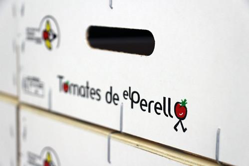 III Subasta Solidaria Tomate El Perelló