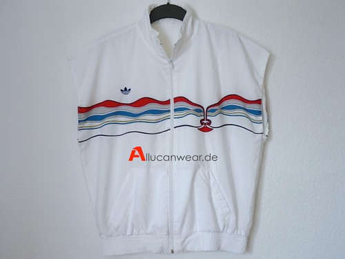 The Photo A Face Adidas Tennis Ivan Tracktop Vintage Lendl Vest atZTqU