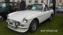 1965 MG MGB (Rorymacve Part II) Tags: auto road bus heritage cars sports car truck automobile estate transport historic mg motor saloon compact mgb roadster motorvehicle mgmgb worldcars