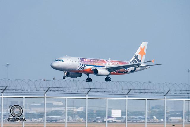 9V-JSA, Airbus A320-232