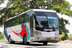 Partas Transportation Co., Inc. - 81358 (Blackrose917_0051 - [INACTIVE ACCOUNT]) Tags: 2 man bus del works series motor monte society philippine enthusiasts a55 partas dm10 81358 18310 philbes d2866loh27