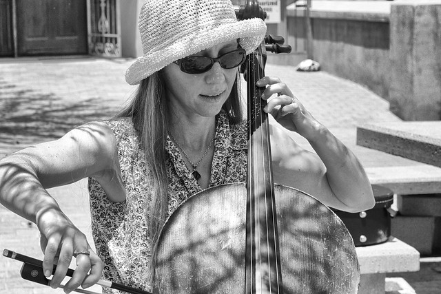 2015/365/140 A Cellist from the UK in Arizona