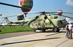 29 yellow - Moscow Zhukovsky (ZHU) 17.08.2001 (Jakob_DK) Tags: 2001 zhu uubw maks2001 29yellow mi8 mi8mtko mil milmi8 mi8hip milmi8mtko zia moscowzhukovsky zhukovskyinternationalairport mvzimmlmilya milhelicopters