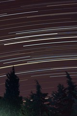 Startrail! (eastwood_clint) Tags: night long exposure rimini notte startrails lunga esposizione stelle montebello startrail torriana
