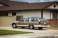 Buick Roadmaster Wagon (49er Badger) Tags: station wagon buick roadmaster