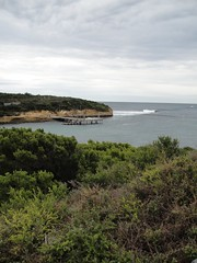 DSC06829 (Kate Hedin) Tags: ocean road bridge sea cliff london beach water rock arch pacific great australia melbourne arches victoria grotto twelve apostles formations the