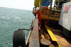 P1090338 (GEOCOSTE) Tags: gas survey rov caspiansea saipem geophysical shahdeniz geocoste