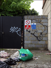 Force (Alex Ellison) Tags: urban graffiti force yeah boobs tag graff throwup dds northwestlondon throwie 4ce