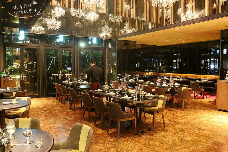 台北精品旅館賦樂旅居旗下TK Seafood & Steak172