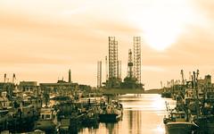 Fishery-harbour IJmuiden (tribsa2) Tags: haven holland netherlands harbour nederland vessel kotter ijmuiden nederlandvandaag marculescueugendreamsoflightportal