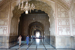 badshahi mosque (jzielcke) Tags: world voyage travel pakistan reisen highway asia tour south karakoram punjab monde lahore reise welt karakorum