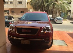 GMC - Acadia - 2012  (saudi-top-cars) Tags: