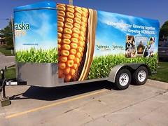 Nebraska Corn Trailer