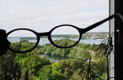 Through my glases (ulricaloeb) Tags: glas fotosondag fs160529